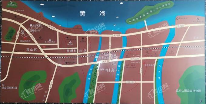 光明海上海位置图