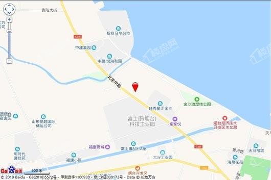 辉盛岚海交通图