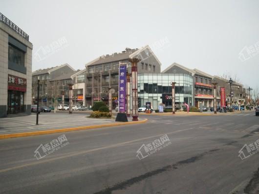 宝龙海上仙街实景图