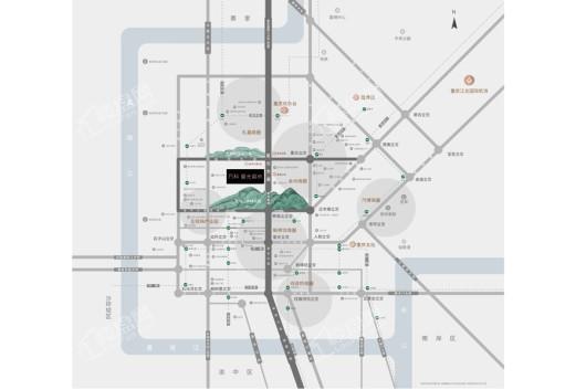 万科·星光森林交通图