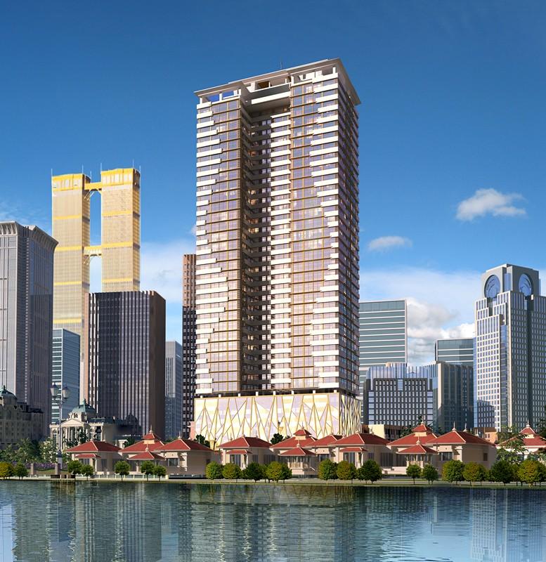 水净华国际大厦