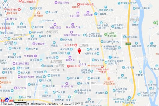 星海华苑交通图
