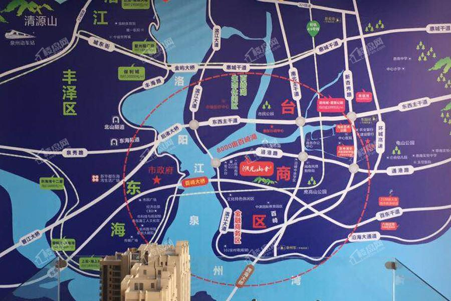 湖光山舍位置图