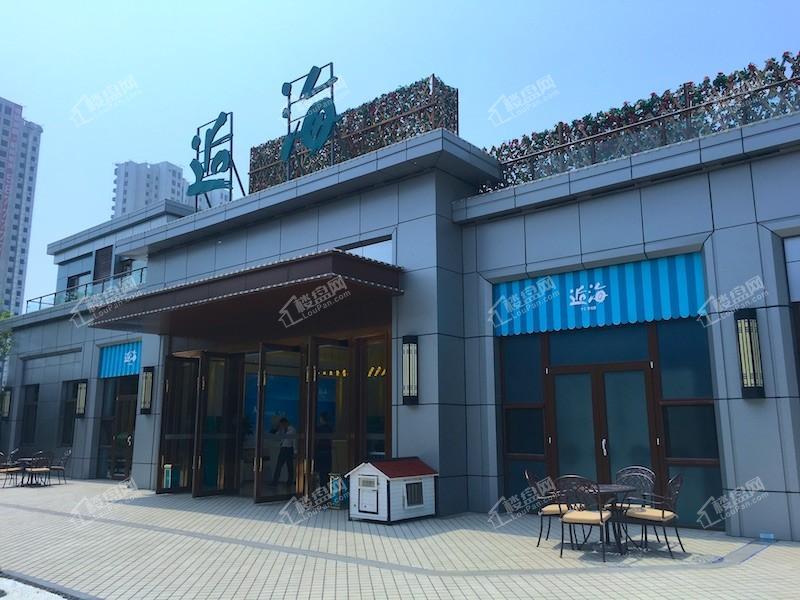 中交碧桂园·逅海实景图