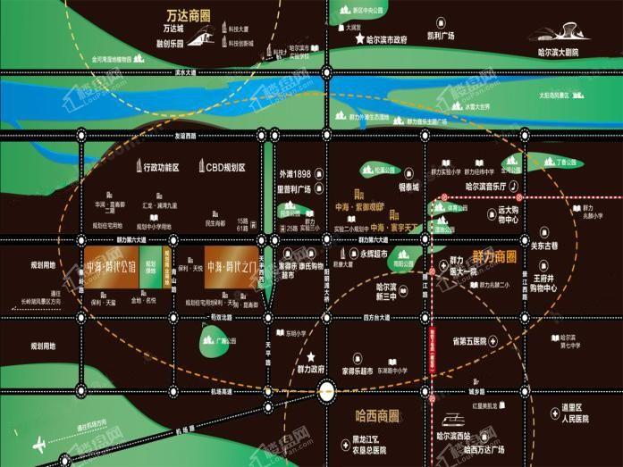 中海·时代效果图