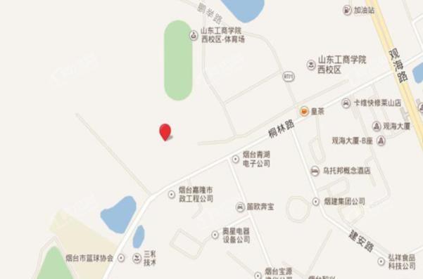 金象泰梧桐墅位置图