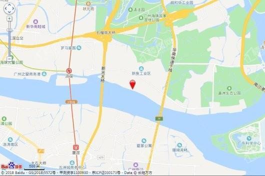 越秀天悦江湾交通图