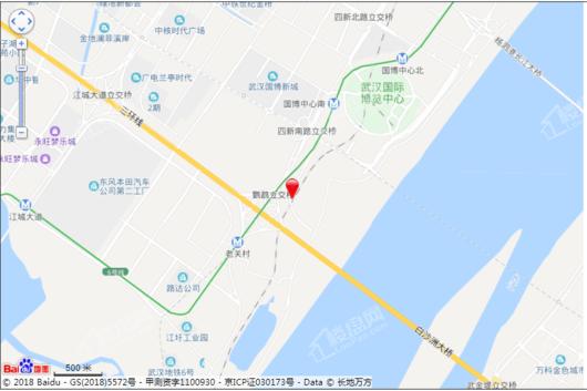 电建地产洺悦江湾交通图
