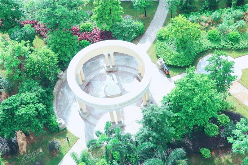 海逸豪园实景图