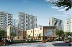 万城赞园打造了更宜居、更奢适的多功能居所