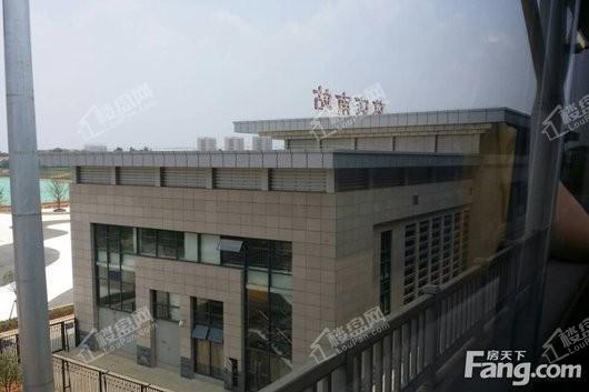 北大资源莲湖锦城周边站台看葛店南站