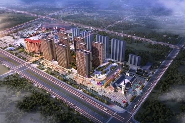 汇智五洲城