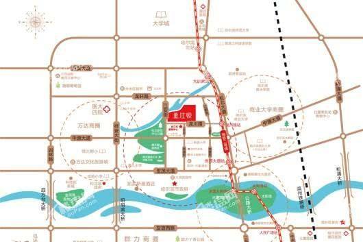 金江悦位置图