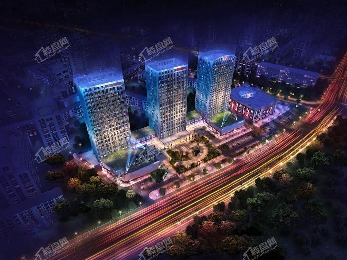 坤腾·理想城效果图