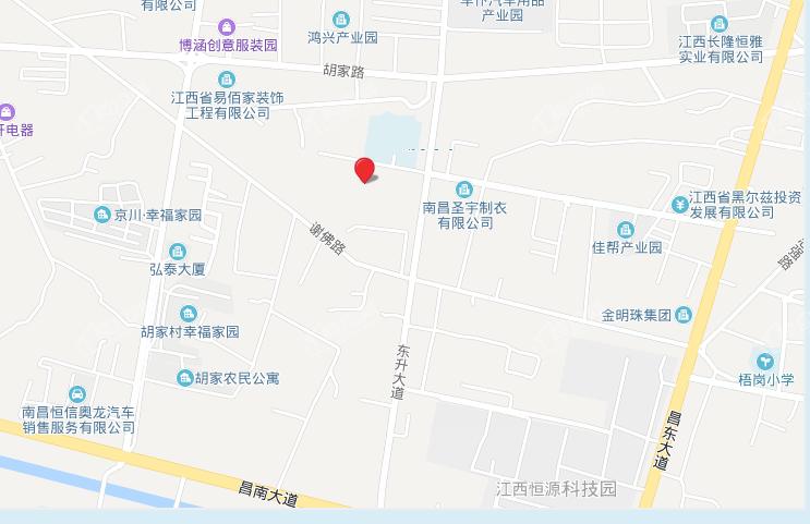 阳光城文澜府位置图