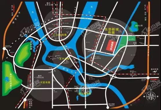 德桂佳园位置图