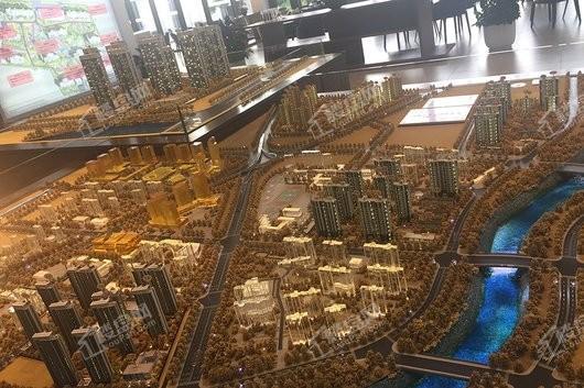 永威城实景图