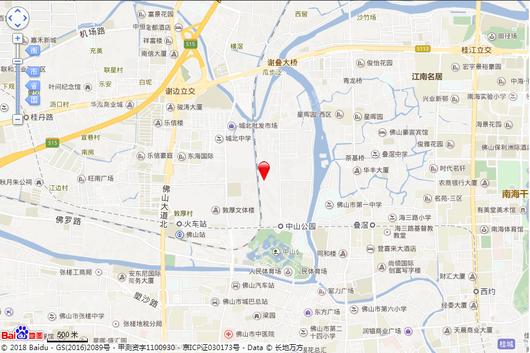 滨江首府交通图
