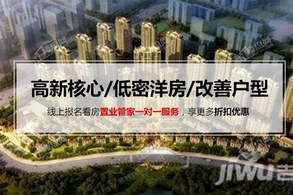 蓝光-雍锦半岛效果图