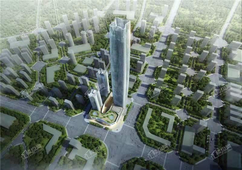 绿地·东南亚中心效果图