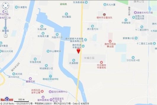 弘明·澜湖郡交通图