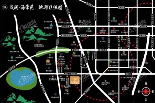 茂润海棠苑实景图