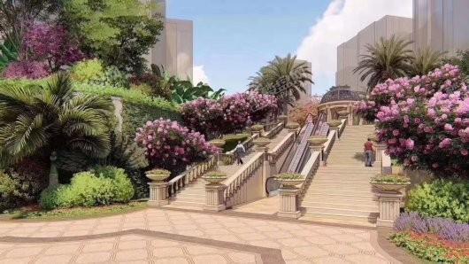 海城时代广场效果图