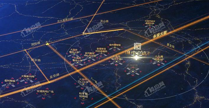 力标城市首府位置图