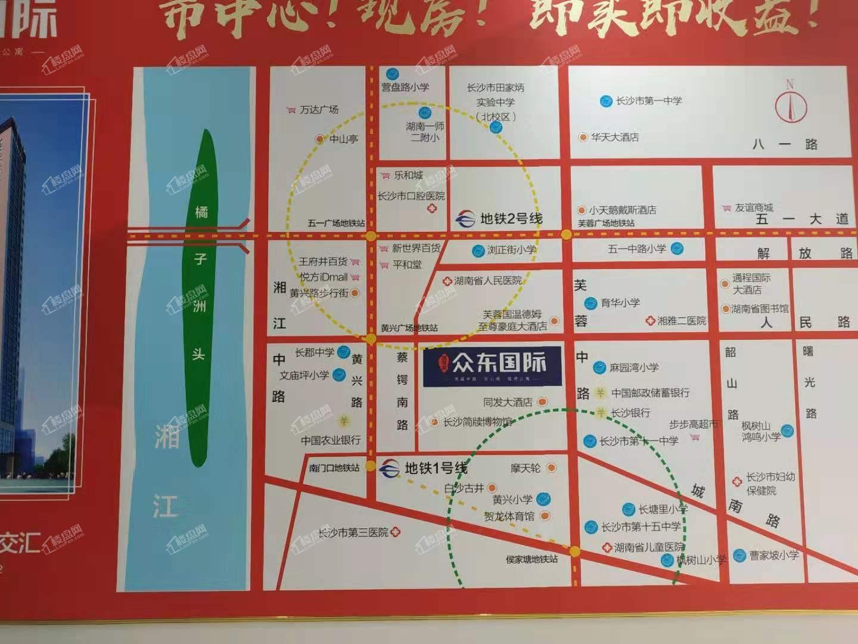 众东国际位置图