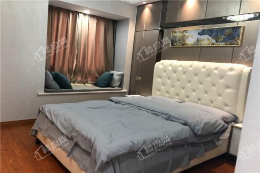海宁水岸名邸卧室