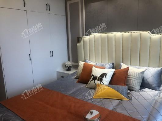 钱塘玉园70㎡户型卧室