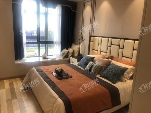 钱塘玉园89㎡户型卧室