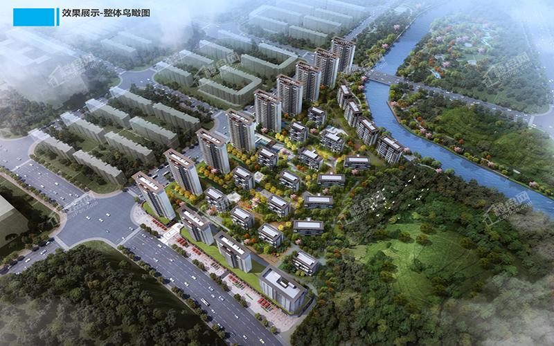 修文山湖海·上城效果圖