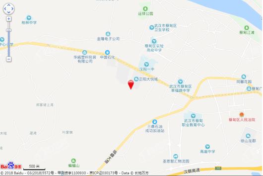 德信江南大院交通图