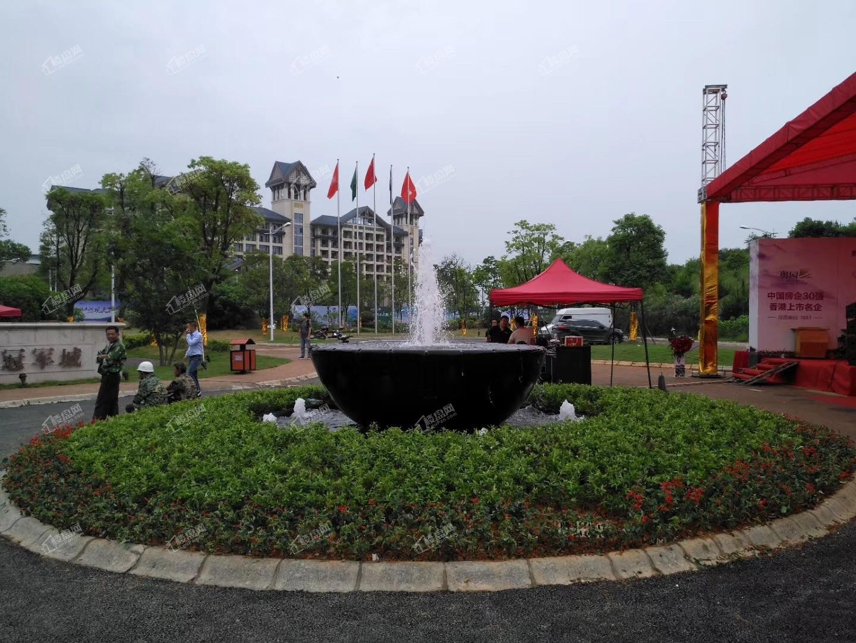 江西奥园冠军城实景图