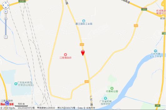 新福港·鼎荟交通图