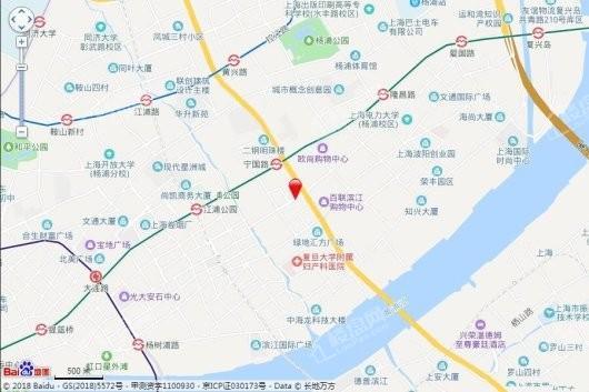 碧桂园中心交通图