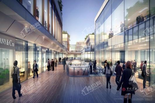 首创·龙华中心项目规划图