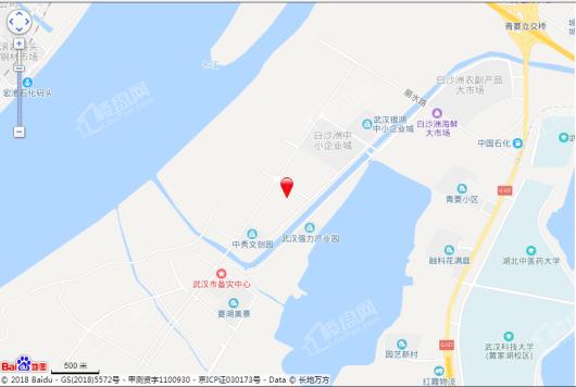 德成DE未来港交通图