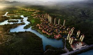 中铁•龙盘湖•世纪山水