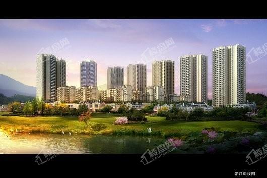 海上海国际城效果图
