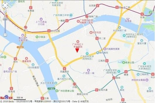 华发江南府交通图