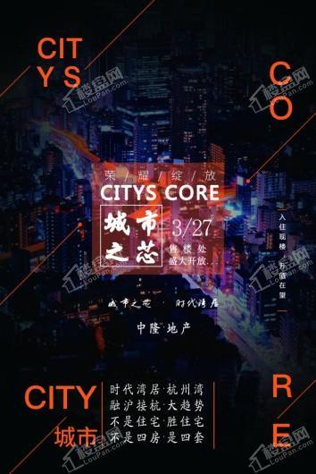 华邦金座(城市之芯公寓)海报1