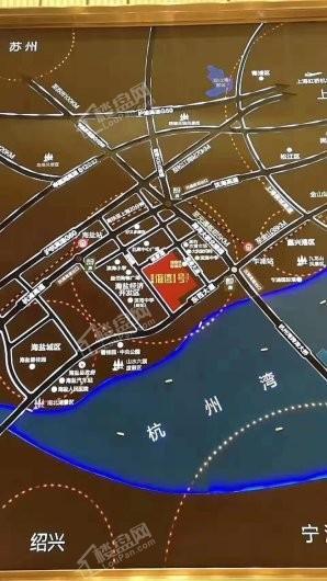 碧桂园·海湾新天地交通图