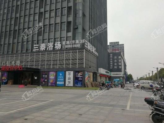 广弘·上上城实景图