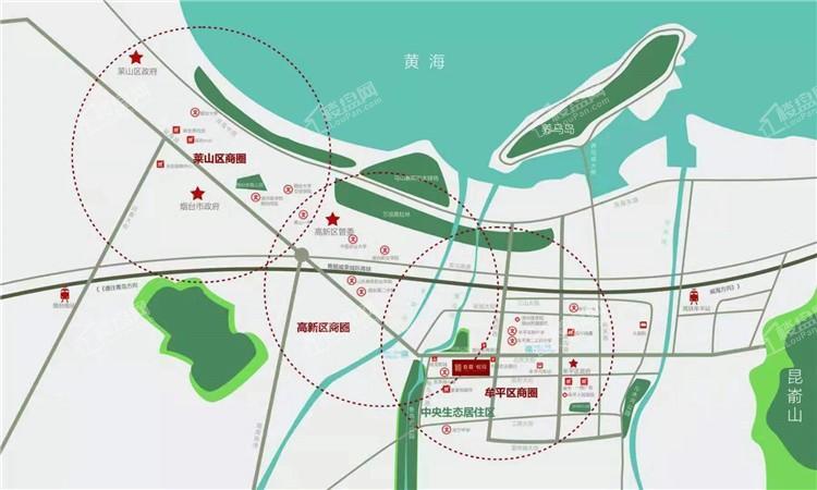 春霖悦园位置图