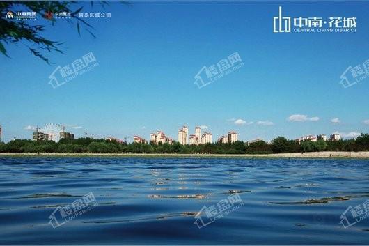 中南·花城效果图
