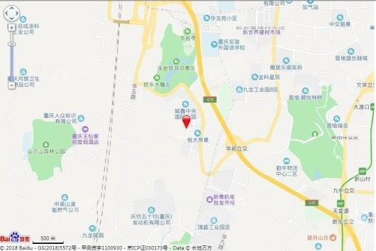 阅璟山交通图