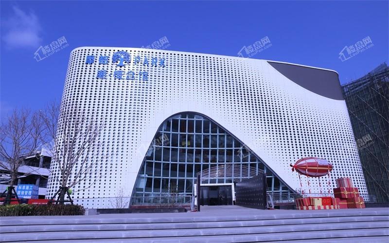 中鐵·摩都娛購公園實景圖