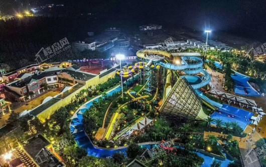 鼎龙湾国际海洋度假区小区周边环境